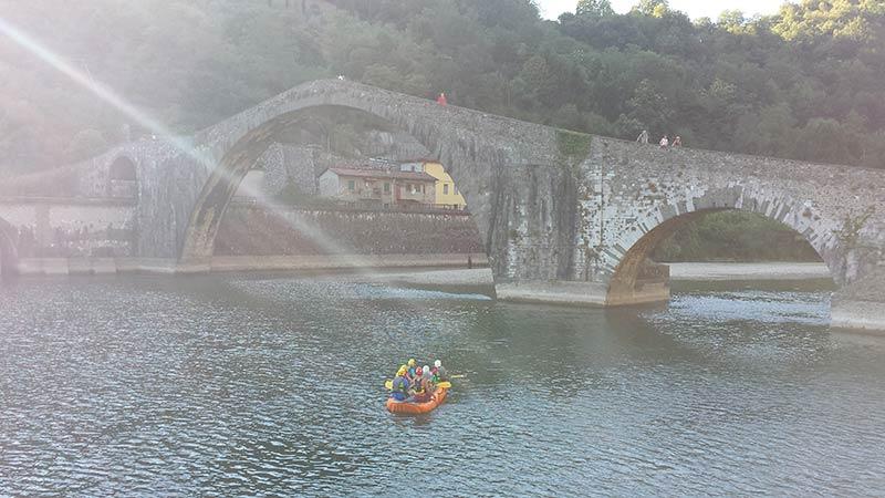 Rafting Soft Toscana