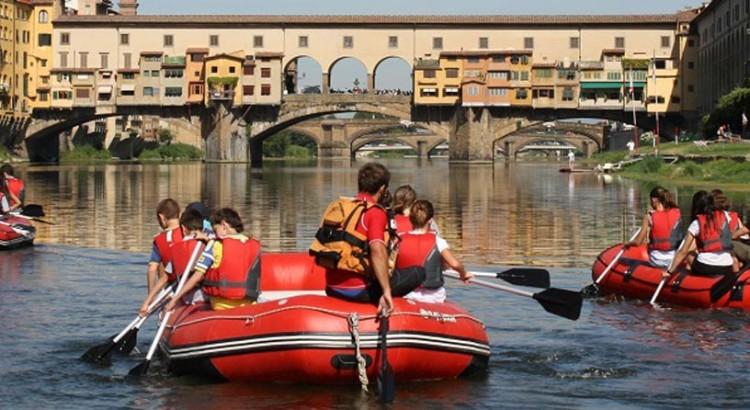 Rafting Firenze