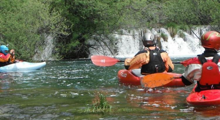 kayak toscana
