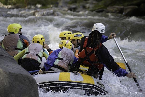 Rafting Bagni di Lucca